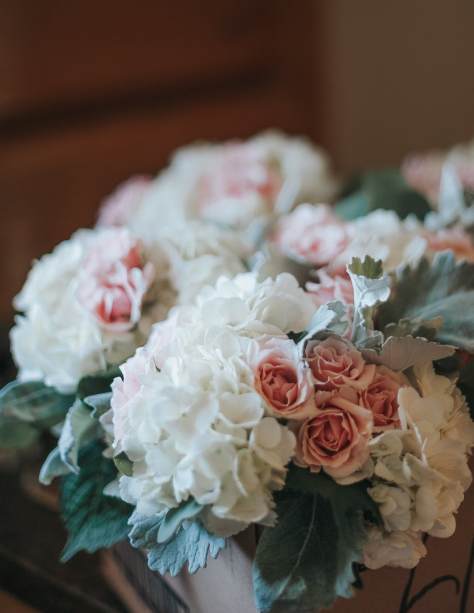 floral wedding bouquets