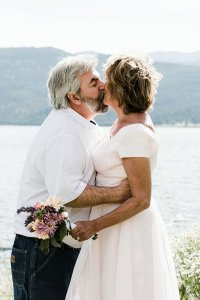 West Yellowstone wedding 7